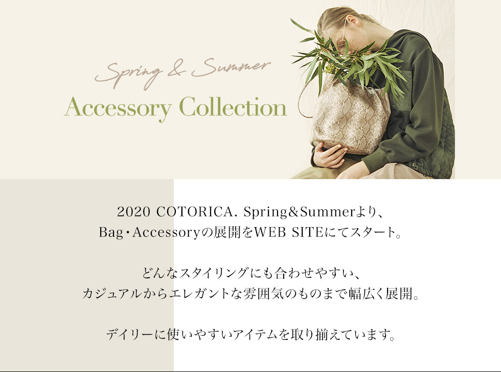 Accessory Collection title