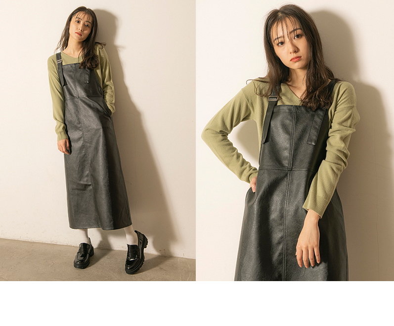 ECO LEATHER 9STYLES #RIHO TAKADA 7