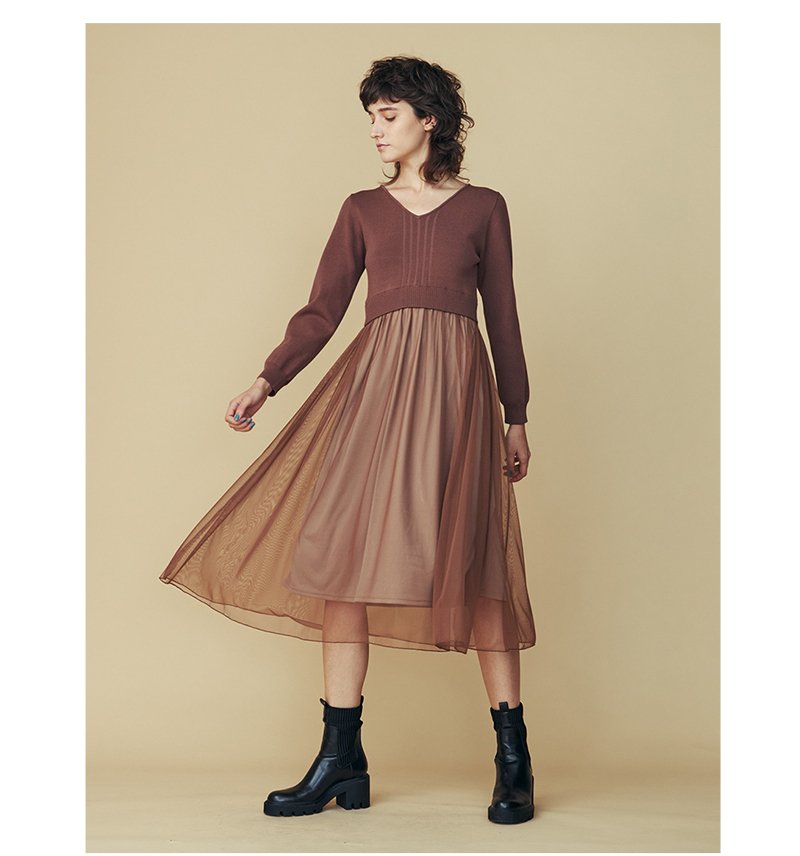 KNIT DRESS COLLECTION
